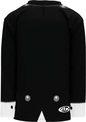 Custom *Black tuxedo hockey jersey | Design Your Own | No Min