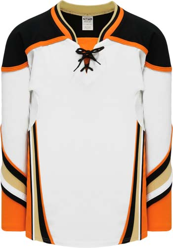 Customized  Ducks of Anaheim hockey jersey 539 | Design Your Own | No Min