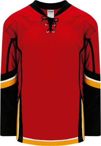 Custom Calgary hockey Jerseys | Design Your Own | No Min