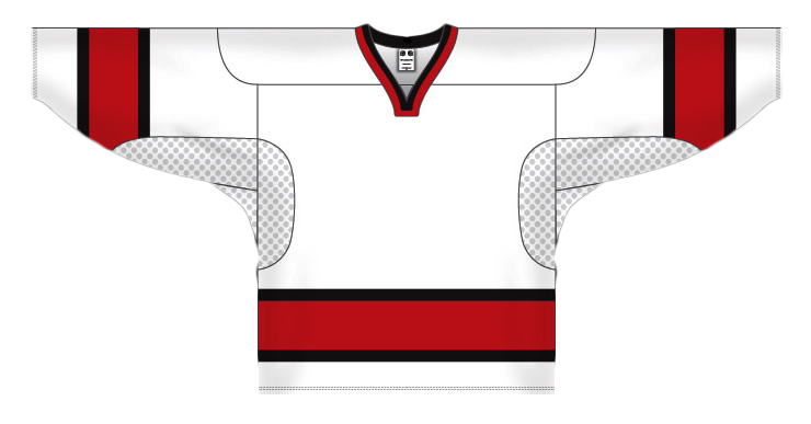 Custom Canada hockey jersey