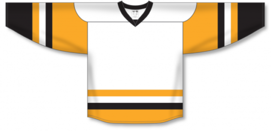 Custom 2016 PITTSBURGH WHITE Hockey Jerseys