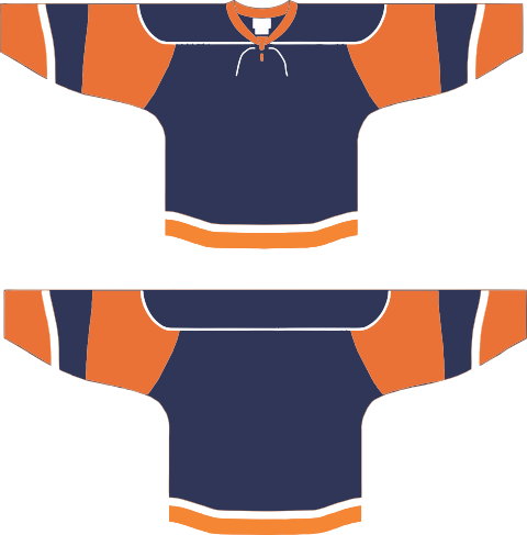 Custom Sublimated hockey jersey