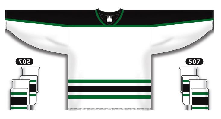 Custom Dallas Hockey jersey