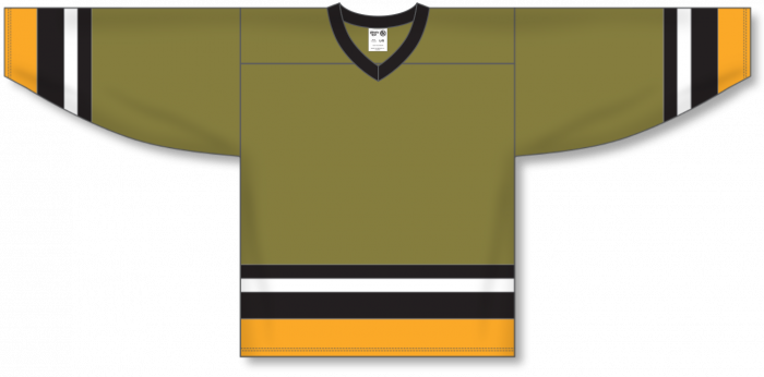 Custom Battalions hockey jersey
