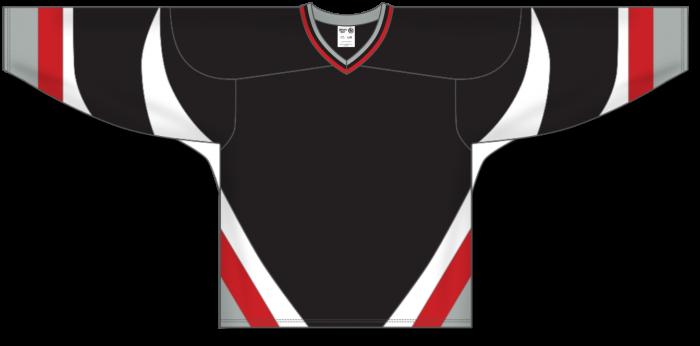 Custom Buffalo team hockey jersey