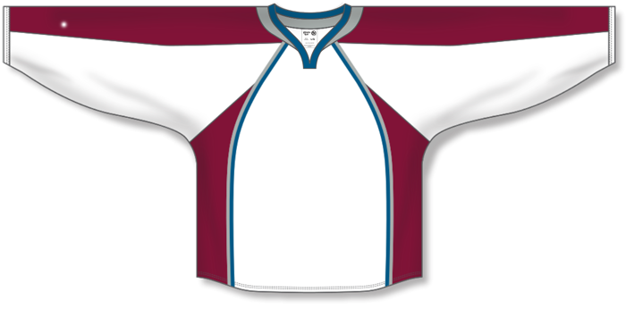 Custom Colorado team hockey jersey | Design Your Own | No Min
