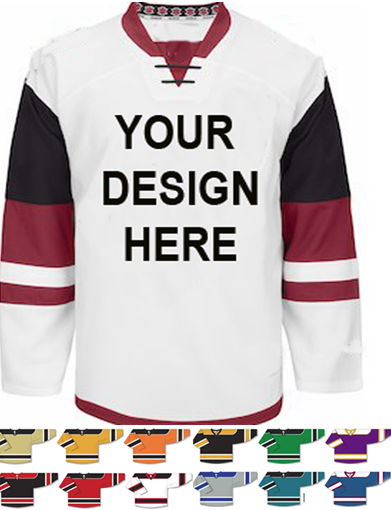 Pro League Series hockey Jerseys