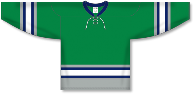 Custom Plymouth whalers Home jersey