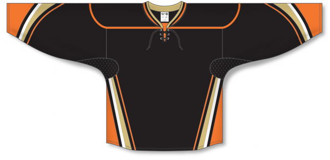 Durastar Mesh Side And Underarm Inserts For Breathability Pro Hockey Jerseys