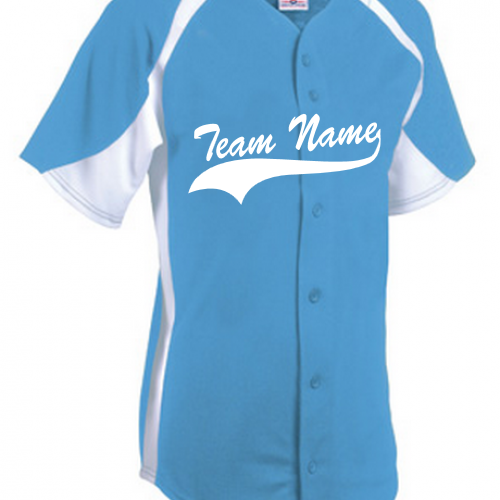 Customized  | Alberta Baseball & Softball Jerseys | Design Your Own | No Min
