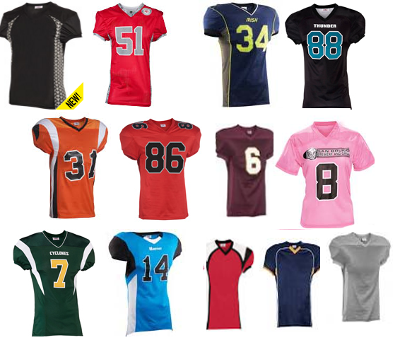 Cheap Customized Football Jerseys