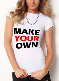 Custom  Gildan Cotton T-Shirts | Design Your Own | No Min