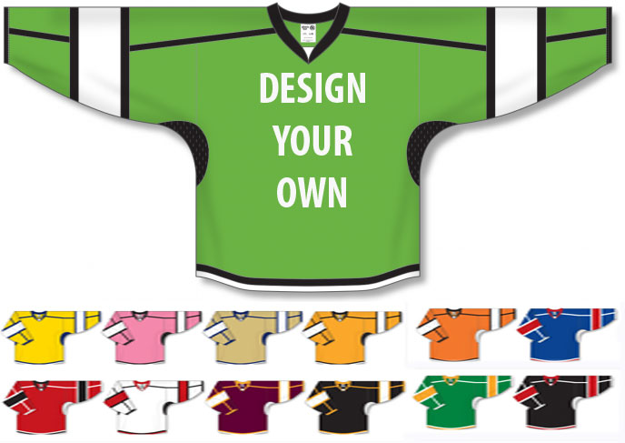 Custom Durastar Game hockey Jerseys | Design Your Own | No Min