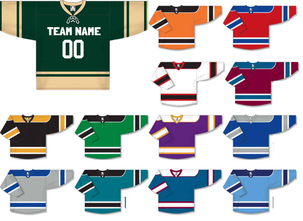 Durastar Game hockey Jerseys Customized