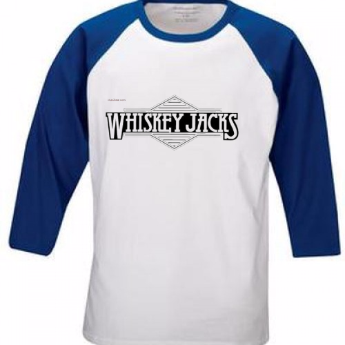 whiskey jacks Baseball Jerseys