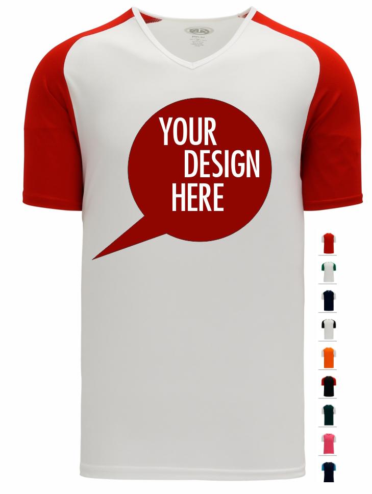 6bf8b77a146 Custom Canadian made Baseball Jersey. Design team baseball jerseys ...