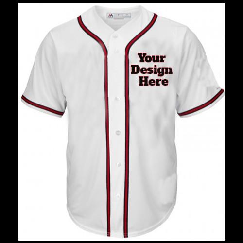3f2c30744 Customize blank major baseball league style jerseys