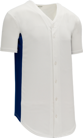 MOISTURE WICKING Baseball jersey | Customize with Logo, Player Name & Number