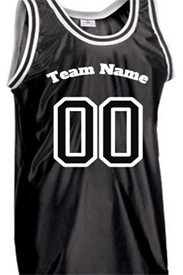 Custom .NBA Old School Style Basketball Jersey | Design Your Own | No Min