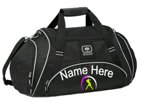Custom OGIO Crunch Duffel bag | Design Your Own | No Min