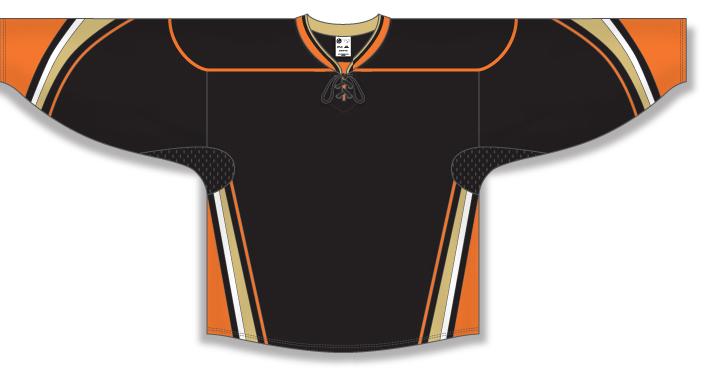 Anaheim hockey jersey 538