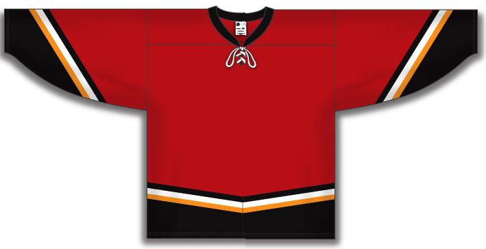 Custom Calgary hockey Jerseys - Home