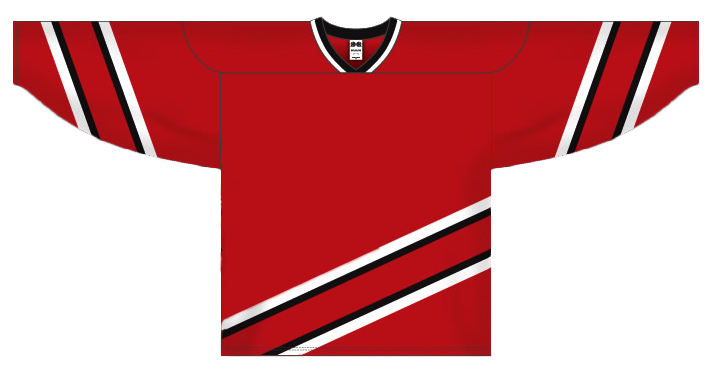 Customized  team canada hockey jersey CAN602 | Design Your Own | No Min