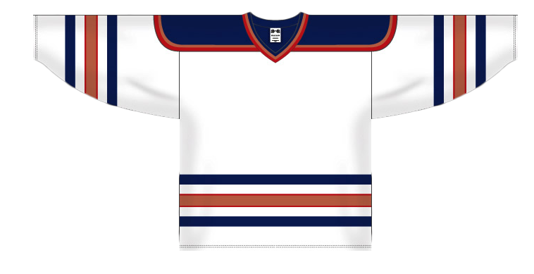 Edmonton team hockey | Customize with Logo, Player Name & Number