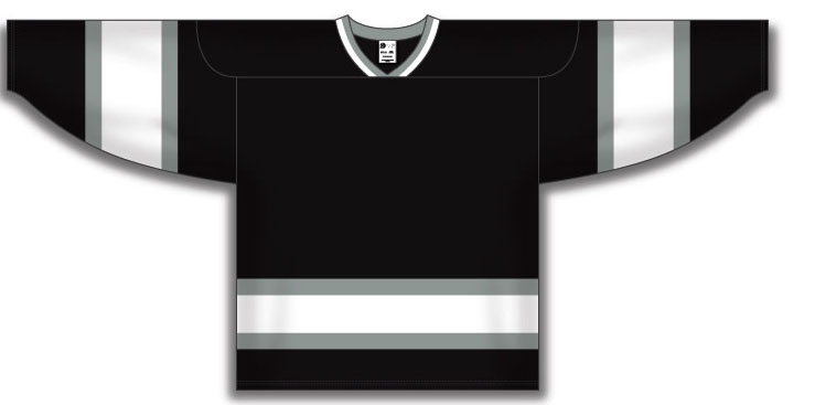 Custom Los Angeles hockey jersey 941 | Design Your Own | No Min