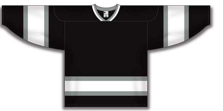 Custom Los Angeles hockey jersey 941