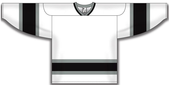 Custom Los Angeles hockey jersey 942 | Design Your Own | No Min