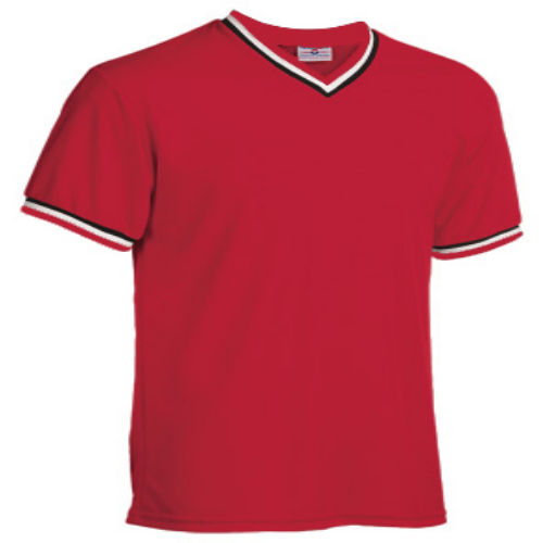 Customized  | V-NECK JERSEY DRY-FLEX Baseball Jerseys | Design Your Own | No Min