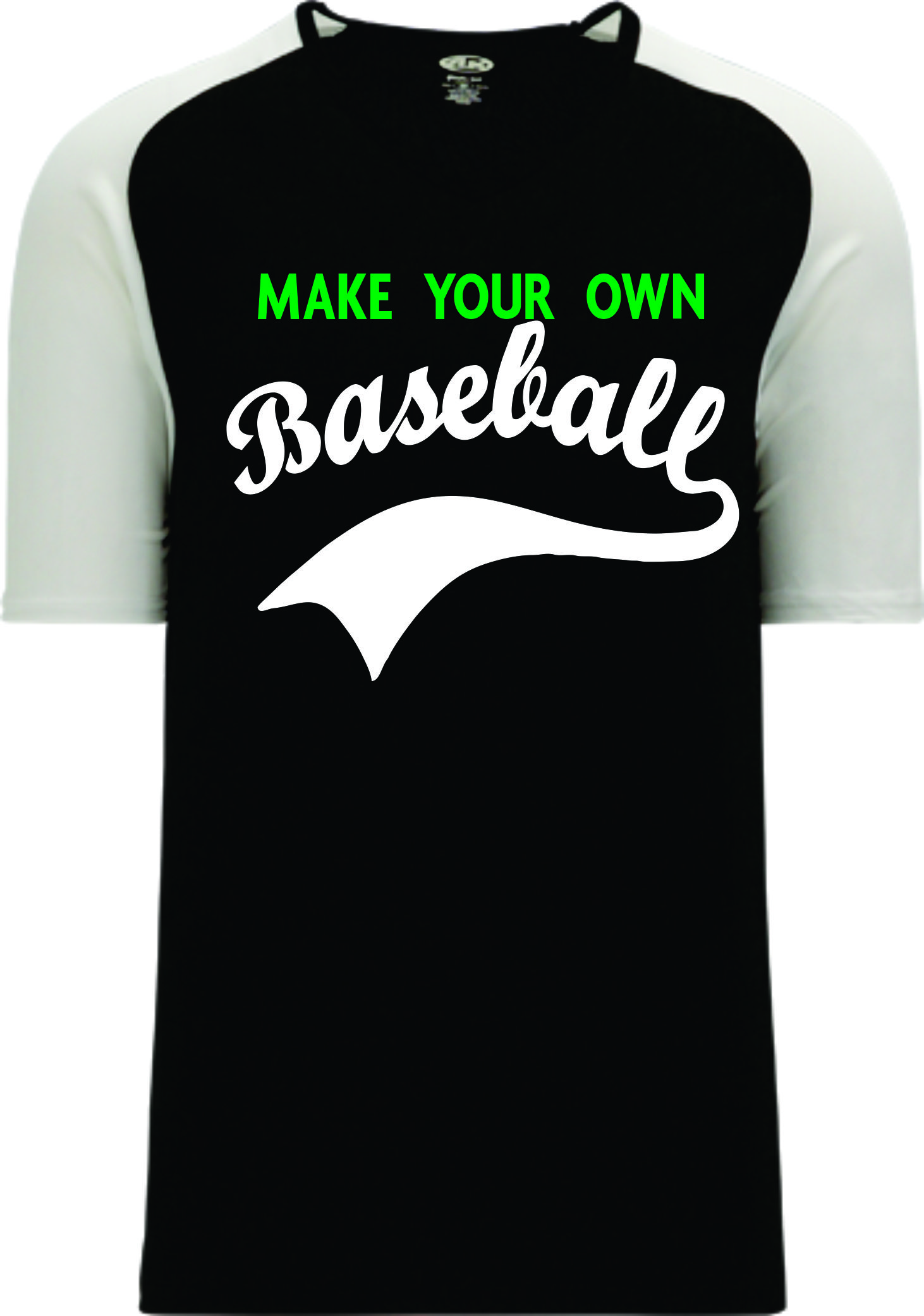 Custom  Ontario Baseball & Softball Jerseys |  Design Yours - Fast Shipping