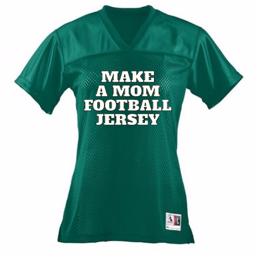 Custom football mom Jerseys
