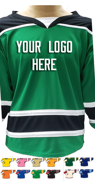 Custom Game Series hockey Jerseys