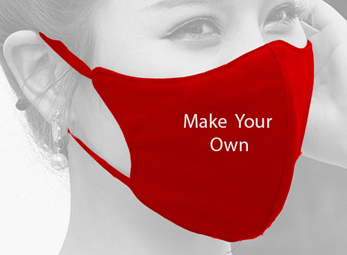 Custom  Face Mask |  Design Yours - Fast Shipping