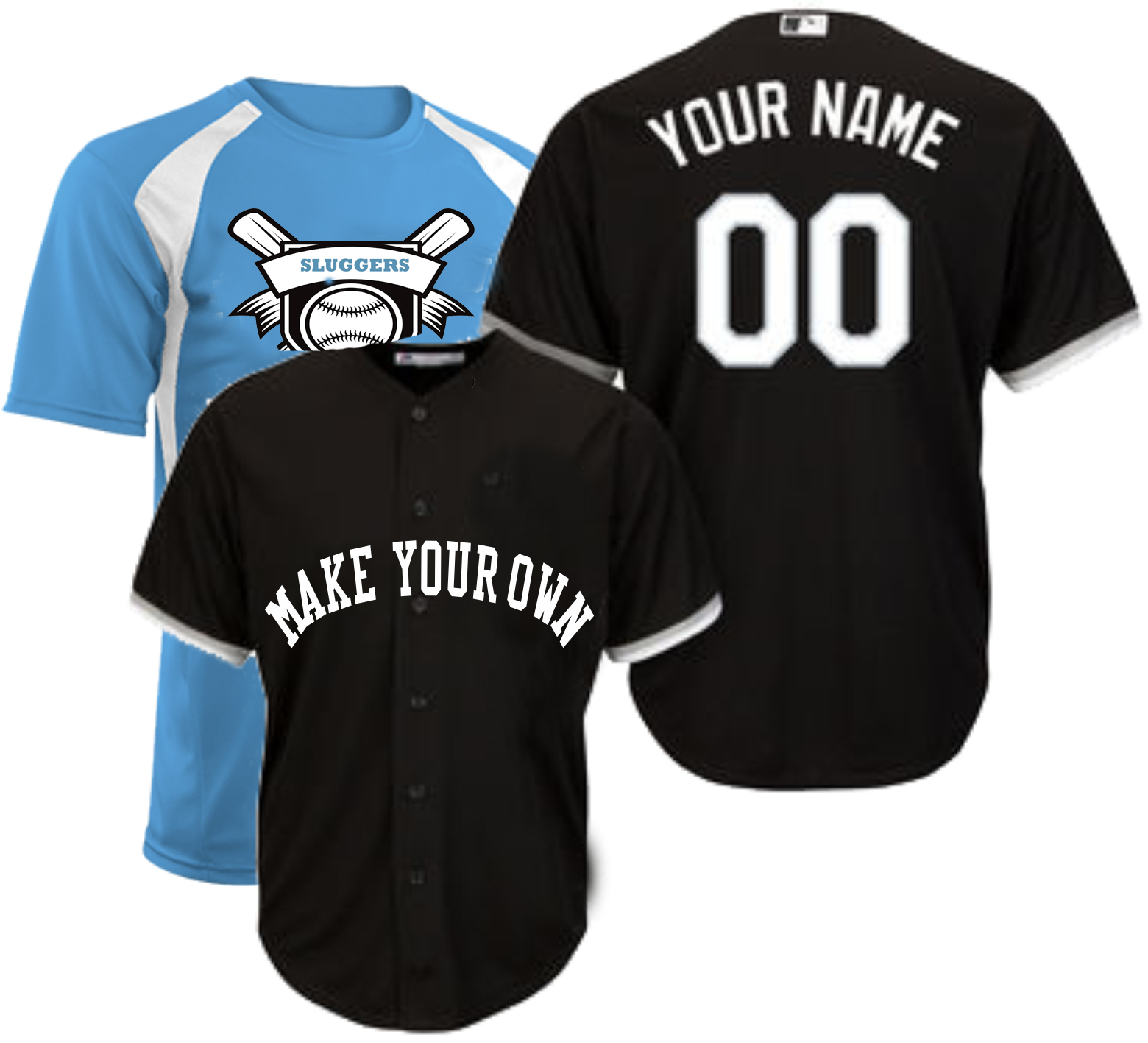 Youth Baseball Jerseys