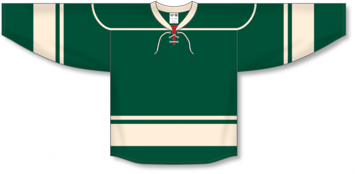 Minnesota 3rd  Hockey Jerseys  - Customize