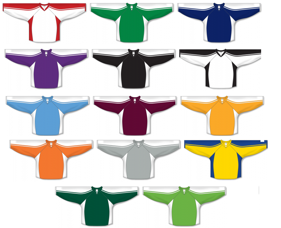 Air Knit Hockey Jerseys H7600