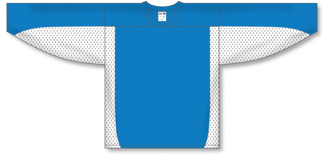Custom Contrast Durastar Mesh hockey jersey | Design Your Own | No Min