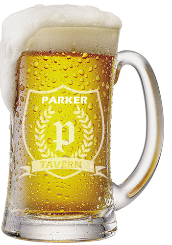 Custom  Tavern Beer Mug |  Design Yours - Fast Shipping