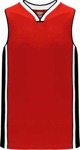 Customized  Louisville Basketball Jerseys Red - Design Your Own