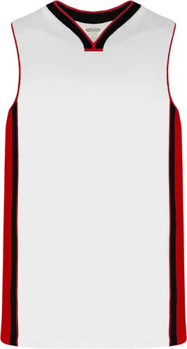 Louisville Blank Basketball Jerseys Basketball Jerseys Red| Design Your Own |