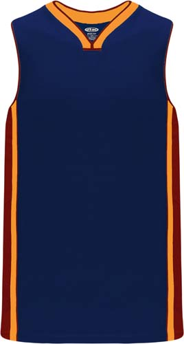 Customized Cleveland Cavs Basketball Jerseys -Blue| Design Your Own |