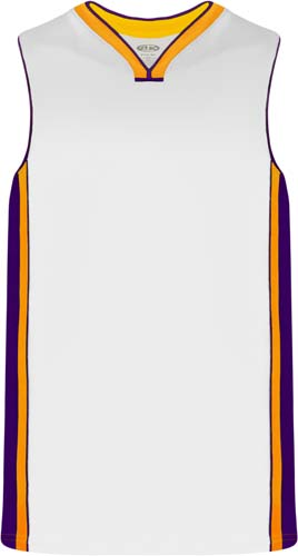 LA Lakers Basketball Jerseys  purple Gold -  | Customize with Logo, Player Name & Number