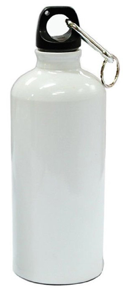 Custom Aluminium Water Bottle-With Waist