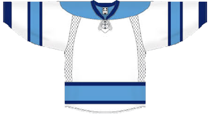 Custom Pittsburgh Team hockey jersey