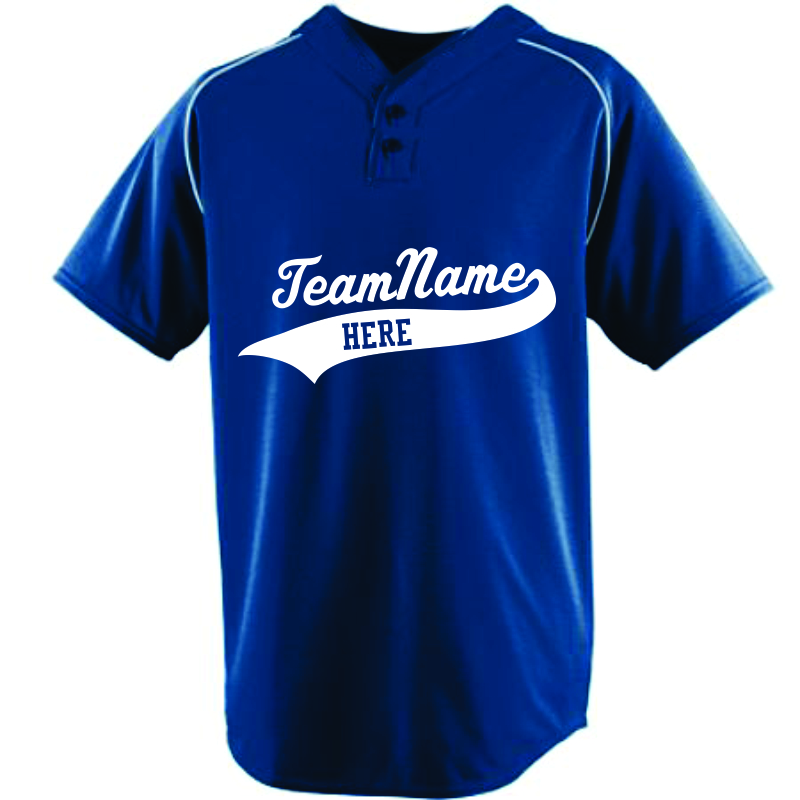 Custom Dry Flex Baseball Jerseys | Design Your Own | No Min