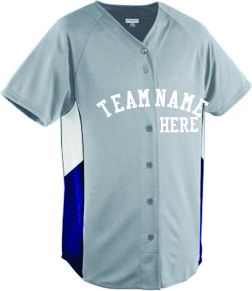 Airknit Baseball jersey Customized