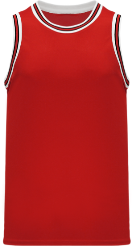 Custom   NBA Old School Chicago  Retro Throwback Vintage Basketball Jersey No Minimium Order
